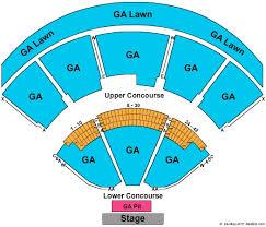 Shoreline Amphitheatre Tickets In Mountain View California
