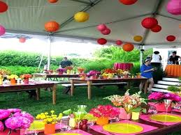 backyard party decorations outdoor on a budget decoration ideas for s medium size of pa outdoor party decorations