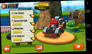 angry birds go 1.0 1 mod apk unlimited gems and coins