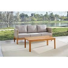 cosco outdoor living deep seating patio