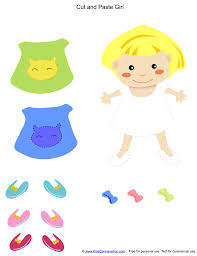 Cut out the pictures and paste in the appropriate box. Cut And Paste Dress Up Worksheet Activity Kidscanhavefun Blog