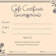 Free Beauty Salon Gift Voucher Template Gift Ideas