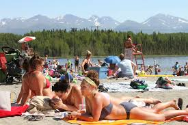 Alaska is a state in the western united states, on the northwest extremity of the country's west coast. Baked Alaska Record High Temperatures Expected During Unusual Heat Wave
