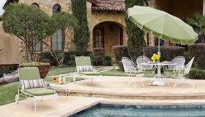 VINTAGE WROUGHT IRON PATIO SET  150  Furniture And Lighting Woodard Wrought Iron Outdoor Furniture