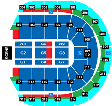 Little John Arena Seating Chart Royal Arena Copenhagen