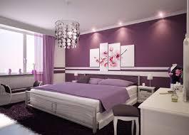 Pretty in Purple Bedroom