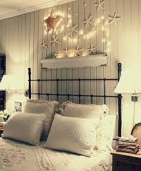 ideas to hang lights in a bedroom