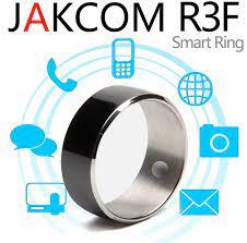 Buy Jakcom R3F Smart Ring NFC Ring Wearable Technology Smart Tags Size #9  Online in Italy. B07119PH3Z