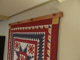 Best 25+ Tapestry hanger ideas on Pinterest | Macrame wall ... & Compression Quilt or Tapestry Hanger - Small 24