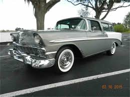 1956 Chevrolet Nomad for Sale on ClassicCars.com