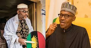 Biafra: Nnamdi Kanu reveals why Buhari hates Igbos