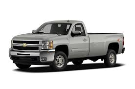 2008 Chevrolet Silverado 2500HD New Car Test Drive