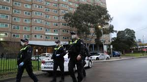 A message going around on tuesday evening, purportedly showing notes taking during a government meeting, appeared to announce that the country will go into lockdown on march 18, 20 or 31. Coronavirus Victoria Update Melbourne Public Housing Towers In Hard Lockdown 7news Com Au