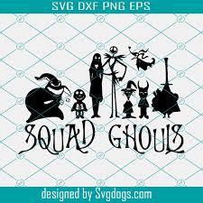 60+ vectors, stock photos & psd files. Nightmare Before Christmas Svg Disney Halloween Svg Svgdogs