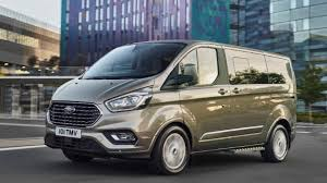 New Ford Tourneo Custom People Mover Offers The Best Seat In