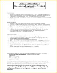 Modern Executive Assistant Resume Resume Job Application New Administrative Resume Objectives