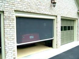 single car garage doors. Single Garage Screen Door Car Exterior One Remarkable On Doors .