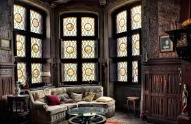 Gothic Style Bedroom Furniture Gothic Architecture House Interior Impressive