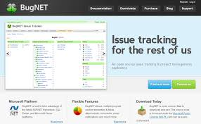 Bugnet Free Open Source Issue Tracking