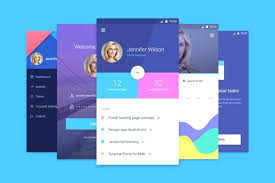 Android Free Layout App Xml Template Kennyyoung
