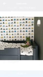Kinderkamer Binnenkijken Studio Ditte Behang Voor Een Echte Stoere