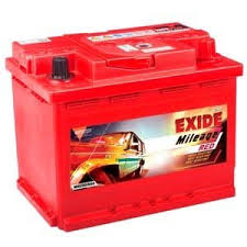 Exide Automotive Battery Application Chart Exide Mileage Mred Din 43lh 43ah Battery Amazon In Electronics