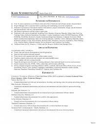 Audio Visual Technician Resume Template Video Sample Pdf Cover