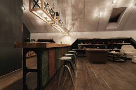 office coffee bar furniture. fabulous coffee shop interior as inspiration for office design traditional attic details and bar incorporating random colored wooden furniture sucu2026 e