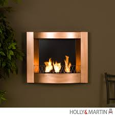 holly martin wall mount fireplace