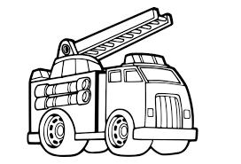 Bộ sưu tập tranh tô màu xe cứu hỏa cho bé đẹp nhất trong 2021 | Xe cứu hỏa, Ô  tô, Bộ sưu tập