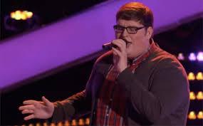 Jordan Smith sings Chandelier on The Voice Season 9 Blind
