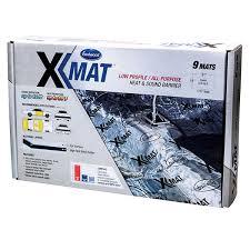 xmat sound deadening 18x32 inches 34 8 sq ft