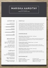 Free Contemporary Resume Templates Delectable Free Modern Resume Templates For Word Resume Examples