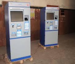 Ticket Vending Machine New 48 Automatic Ticketvending Machines For Rly Station