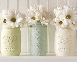 Vintage Mason Jar Decorations