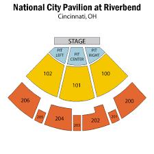 Pnc Pavilion Cincinnati Seating Chart Pnc Music Pavilion Charlotte Seating Chart Pnc Seating Chart