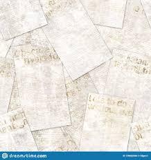 Newsprint Texture Background Newspaper Old Vintage Grunge Collage Texture Seamless