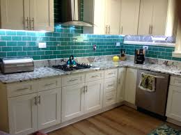 sea green glass tile backsplash kitchen lime green glass tile white kitchen  with topic related to