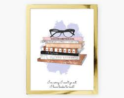wall art for book lovers