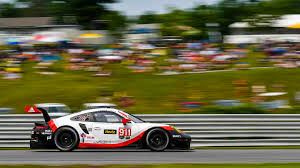 Watch The Mid-Engine Porsche 911 RSR Win Its First Race Ever - The ...