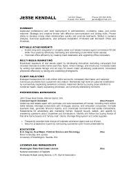 Career Goals Examples Example Of Career Objective For Resume Job Objectives For Resumes