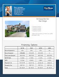 New Flyer Concept Mortgage Real Estate Flyer Turnkey Flyers