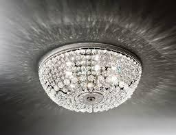 furniture crystal ceiling light flush mount designs modern ceiling design for flush mount crystal light