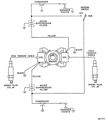 figure 5 27 breaker point ignition wiring diagram within Points Wiring Diagram breaker point ignition wiring diagram within ignition wiring diagram points ignition wiring diagram