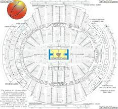 Pepsi Center Seat Numbers Pepsi Center Seating Chart With