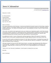 Writing A Cover Letter For A Teaching Job Beautiful Job Letter ...