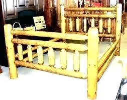Cheap Queen Bed Frames And Headboards Log Frame Cool Sensational ...
