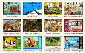 There are currently more than 50 titles published in dominigames portfolio. Hidden Objects Games