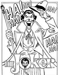 Harley Quinn Coloring Pages Easy Drawings Joker Best Joker 155 Get