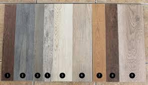 wood tile friend or faux